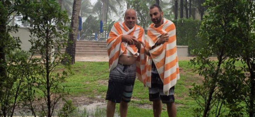 בואו ונדבר על גשם בתאילנד