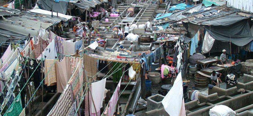 כנראה שלא אבחר להגיע שוב למכבסה הגדולה במומבאי