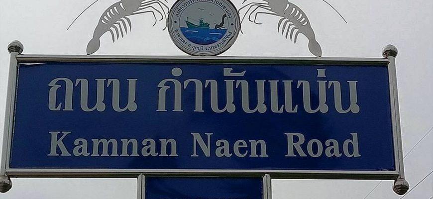 מחית שרימפסים – טעם נרכש. כזה שרק תאילנדים אמיתיים אוהבים.