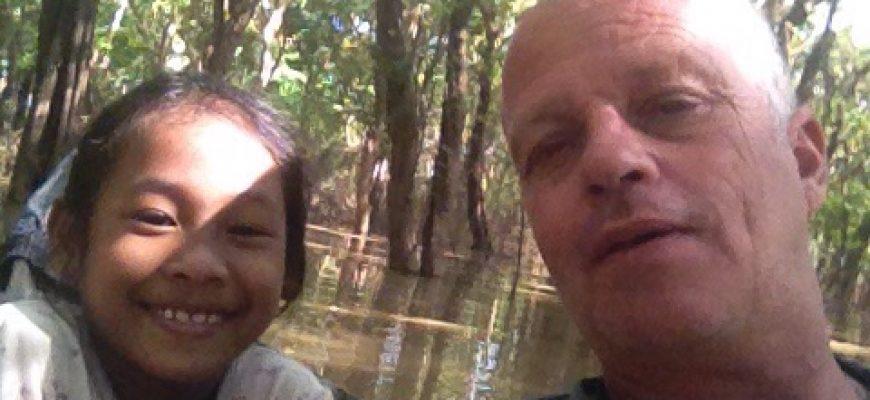 המלצת קריאה כהכנה לטיול בקמבודיה  : הנעלמים מאת קים אקלין