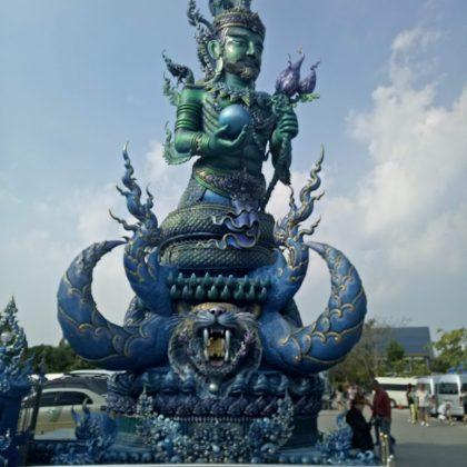 מקדשים משוגעים בצ'אנג ראי
