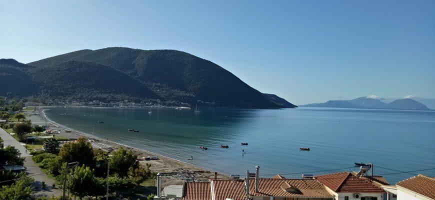 יום הולדת במפרץ ואסילקי יוון