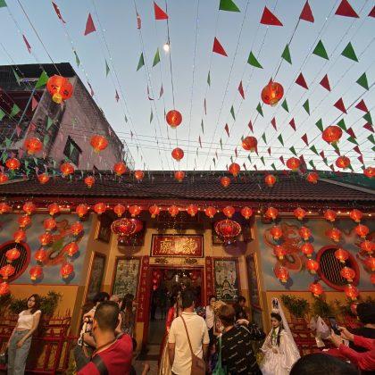 קורונה, שנת העכברוש, שירה מונגולית ואנחנו. ראש השנה הסיני בצ'אנג מאי
