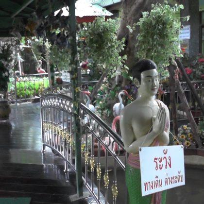 קבלו נא את השירותים הציבוריים במקדש ואט טה-קה-רונג באיוטאיה